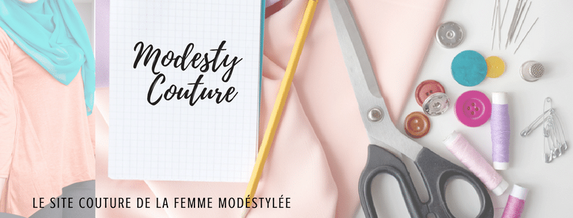 Modesty Couture le Blog