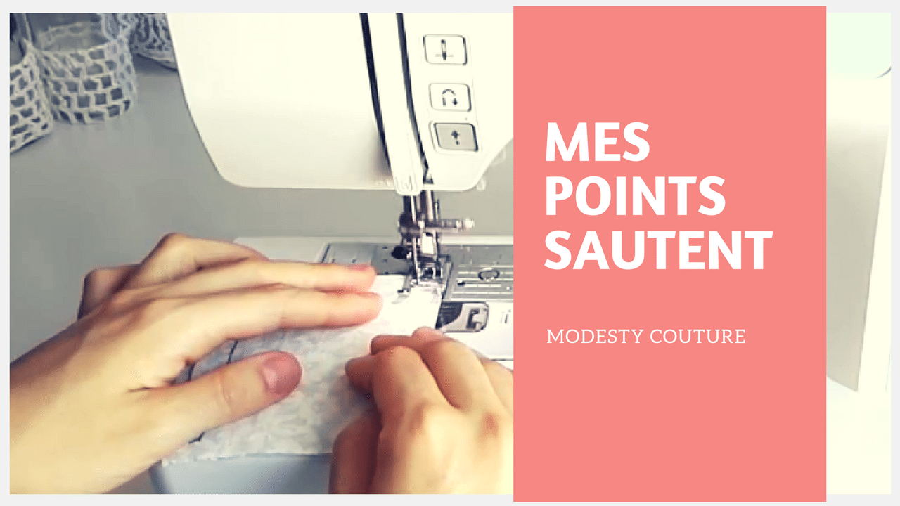 points couture sautent