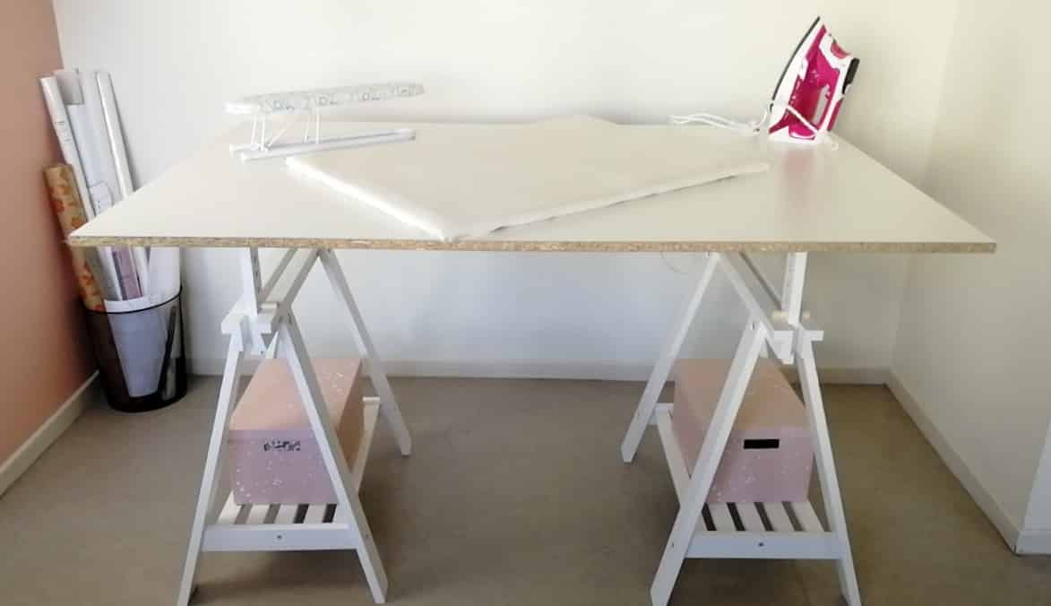 Diy Une Table De Couture 4 En 1 Pas Chère Et Simple à