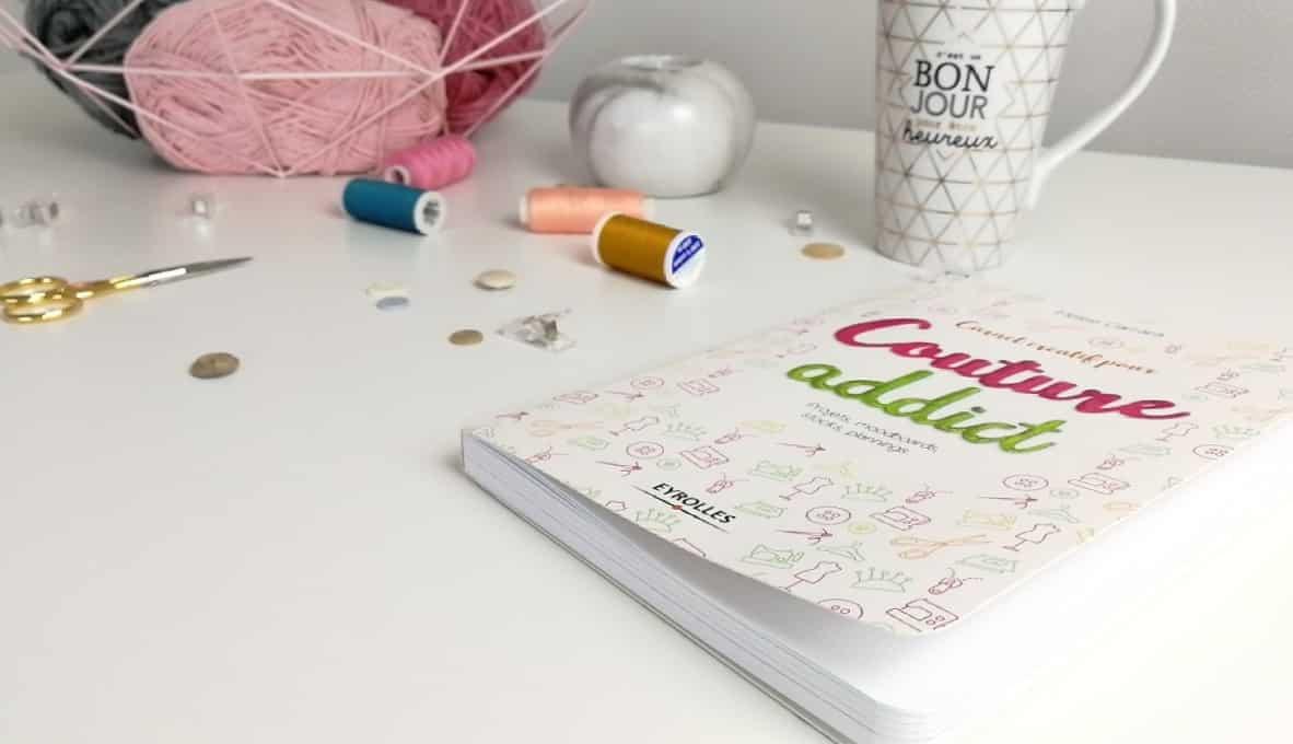 carnet créatif pour couture addict