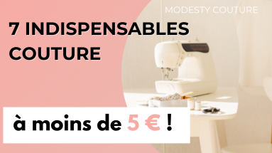 7 indispensables couture 5 euros